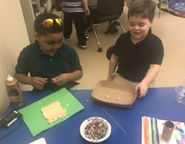 STEM activity for St. Patrick's Day