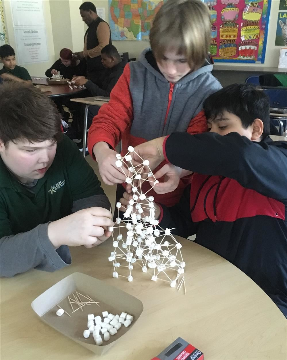 Engineering a Toothpick Tower