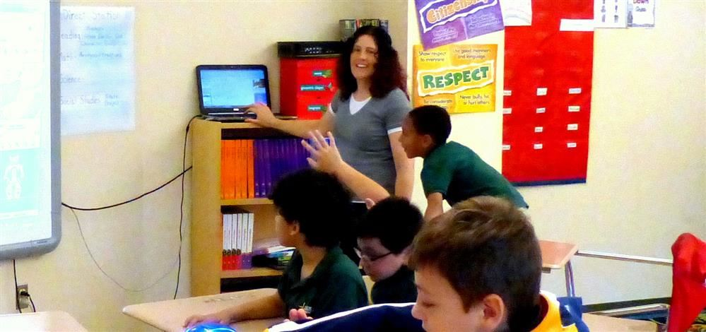 "NuView Academy Teacher Laura Cagle Cited   For ""Excellence in Personalized Learning"""