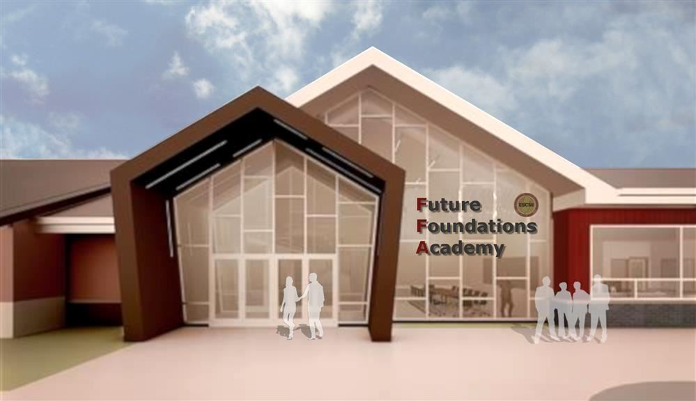 Future Foundations Academy Near Completion