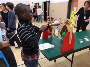 ALC students enjoy STEAM activities