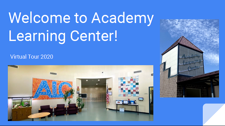 Take a Virtual Tour of ALC