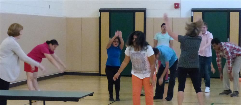 ALC Celebrates Wellness Week